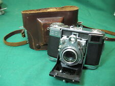 Zeiss Ikon Contessa 35 rangefinder camera. Tessar 45mm lens. Compact folding gem