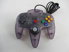 Clear purple Controller Pad  Nintendo 64 N64 Japan Ver