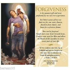 Forgiven Art by Thomas Blackshear Witness Cards (Pkg. 25) Message Card (2 x 3.5)