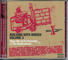 Building With Bricks Volume 3 - Ras Kass, Styles P, More [2 x CD] SEALED MINT