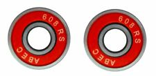 2 WHEEL BEARINGS ABEC7 ABEC 7 FOR PRO STUNT SCOOTER COMPATIBLE WITH MGP SLAMM