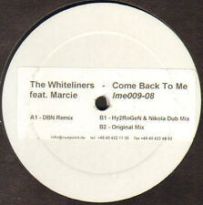 THE WHITELINERS - Come Back To Me - LME