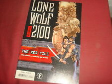 LONE WOLF AND CUB 2100 : THE RED FILE #1  Dark Horse Comics 2003   NM