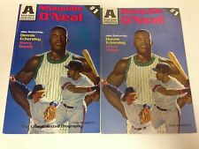 Shaquille O'Neal collection of 5 comic books Athletic Comics Stellar Comic Book
