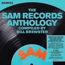 THE SAM RECORDS ANTHOLOGY 3 CD NEU THE WEBBOES/KLASSIQUE/RHYZE/K.I.D./+