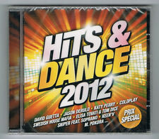 HITS & DANCE 2012 - CD 22 TRACKS - 2011 - NEUF NEW NEU