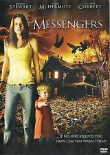 The Messengers (DVD) movie video ghost story horror thriller zombie scary fear