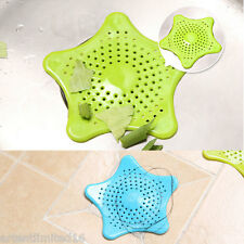 Bath Stopper Strainer Filter Drain Hair Catcher Shower Cover Trap Basin - Green