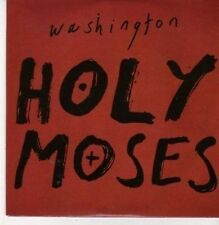 (CG168) Washington, Holy Moses - 2011 DJ CD