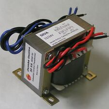 Transformer, Electrical, step-down 50VA 12/24V output, foam cutting, electronics