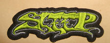 SLEEP - LOGO Embroidered PATCH The Sword High on Fire Baroness Monster Magnet