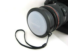 Mennon 82mm White Balance Lens Cap with mount Canon Nikon Sony UK