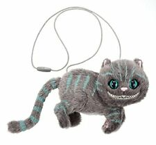 New Alice Wonderland Through Looking Glass Cheshire Cat Shoulder Bag Plush Doll