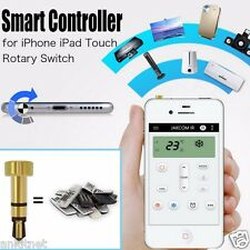 Gold IR Smart Universal Remote Control for iPhone and iPad