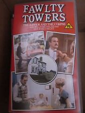 Fawlty Towers video cassette tape VHS