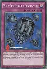 ♦Yu-Gi-Oh!♦ Virus Epidémique d'Eradication/Eradicator : SDMP-FR040 -VF/COMMUNE-