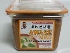 Miko Brand Awase Miso Paste NON GMO Product of Japan 17.60 oz FREE SHIPPING NEW