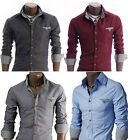 New Collection of Men's Cool Look Slim FIt Dress Casual Shirts