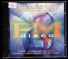 DISCO FM - SPAIN CD Epic 2001 - 18 Tracks - Jennifer Lopez, Anastacia, Rhona,ELO
