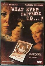 WHAT EVER HAPPENED TO BABY JANE?   LYNN REDGRAVE / VANESSA REDGRAVE - DVD