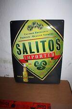schönes Blechschild von Salitos Bier, ca 30x40cm, Neu & OVP