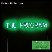 Marion - The Program (2016)  2CD Deluxe Edition  NEW/SEALED  SPEEDYPOST