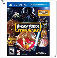 PSV Angry Birds Star Wars SONY PlayStation VITA Activision Action Games