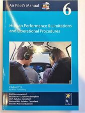 The Air Pilot's Manual 6 : Human Performance  by Trevor Thom *LATEST EDITION*