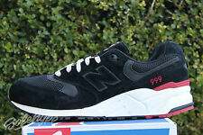 NEW BALANCE 999 SZ 11.5 BLACK RED OFF WHITE ML999AF