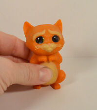 "2011 Cute Eyes Puss In Boots 3.25"" McDonald's Movie Action Figure #4 Shrek"