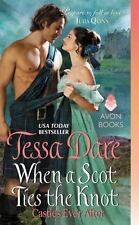 When a Scot Ties the Knot: Castles Ever After Dare, Tessa Mass Market Paperback