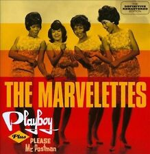 NEW Playboy/please Mr Postman by The Marvelettes CD (CD) Free P&H