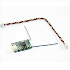 DSM2/DSMX 2.4Ghz Compatible Satellite Receiver for DSMX/DSM2 Radio For FPV Drone