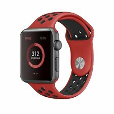 New Replacement Silicone Sports Bracelet Strap For Apple Watch Band Series 2/1 T