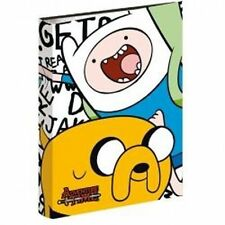Official Adventure Time A4 - 4 Ring Binder Folder