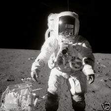 Photo Nasa - Apollo 12 Alan Bean sur la Lune