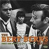 LULU/DRIFTERS/GENE PITNEY etc - THE BERT BERNS STORY VOL. 1 1960-4 - 2008 ACE CD