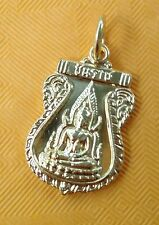 Traditional Authentic Thai Buddhist Amulet Pendant Protection From Bad Spirits 2