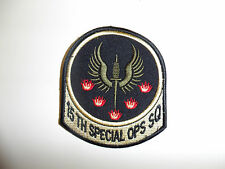 b8848US Air Force 15th Special Operations Squadron SOS Ops SQ