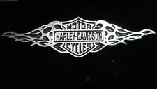 HARLEY DAVIDSON OLD CLASSIC   PIN (( TRIBLE WITH SHIELD) APROX 2 3/4 INCHES WIDE