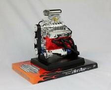 CHEVROLET BLOWN ROD ENGINE LIBERTY CLASSICS 84035 1:6 MOVING PARTS