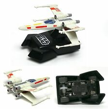 2012 Micro Scalextric STAR WARS X-FIGHTER SLOT CAR Tested Lit & Great Looking!