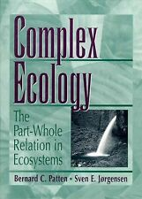Complex Ecology: The Part-Whole Relation in Ecosystems-ExLibrary
