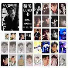 NEW 30pcs set Kpop EXO BAEKHYUN Album EX'ACT Personal Photo Poster Lomo Card