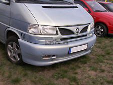 VW T4 96-03 Front badgeless grill Long Nose center grille black Barn BUS VAN