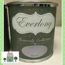 EVERLONG CHALK PAINT HEAVENLY COLLECTION SHABBY CHIC FURNITURE MERCURY SILVER