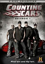 COUNTING CARS: Season 1 dvd
