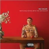 Mac Miller - Watching Movies with the Sound Off (2013)  CD  NEW  SPEEDYPOST
