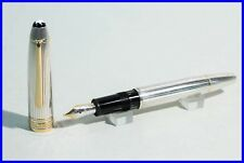 Montblanc MEISTERSTUECK 146 LeGrand 925 Sterling SILVER / FOUNTAIN PISTON  PEN