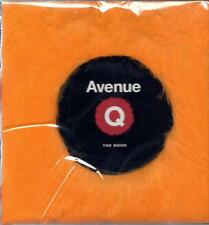 NEW - Avenue Q: The Book by Avenue Q; Zachary Pincus-Roth